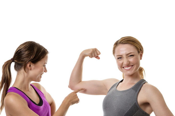 30 Minutes Exercise to Lose Arm Fat at Home