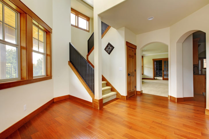 Bamboo Flooring home picture