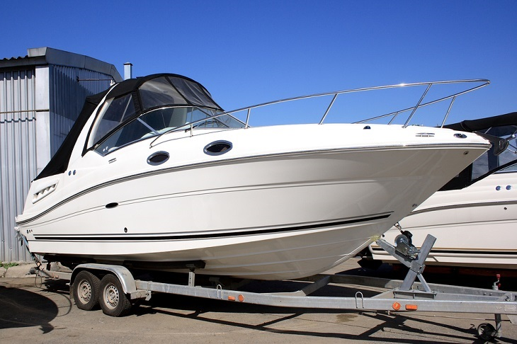 Premium Quality new boats on trailer