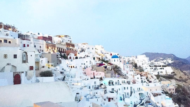 FBF: Missing this place 🇬🇷💙