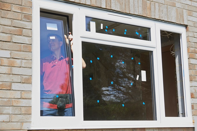 DIY Tips glass window