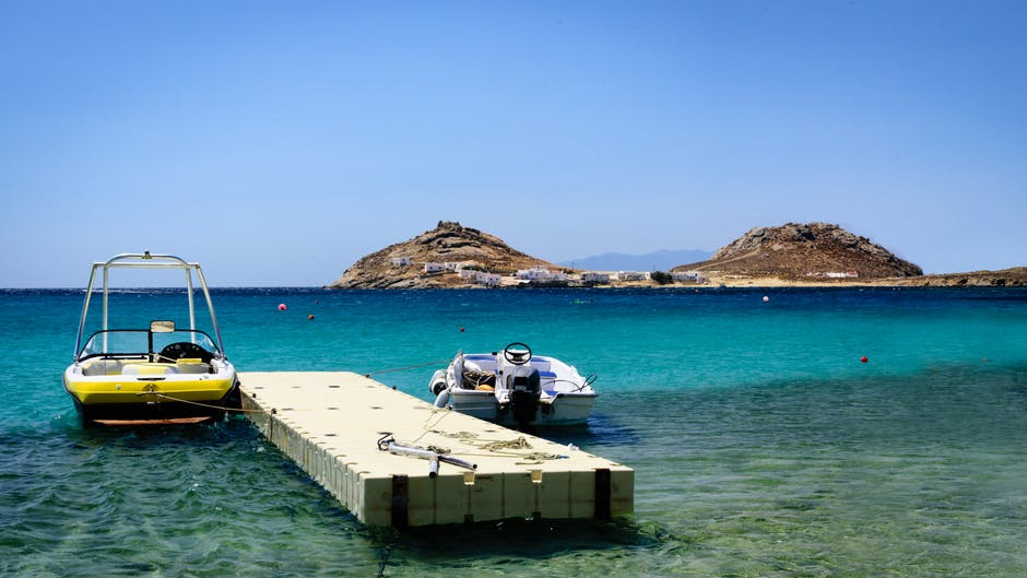 island of paros in greece
