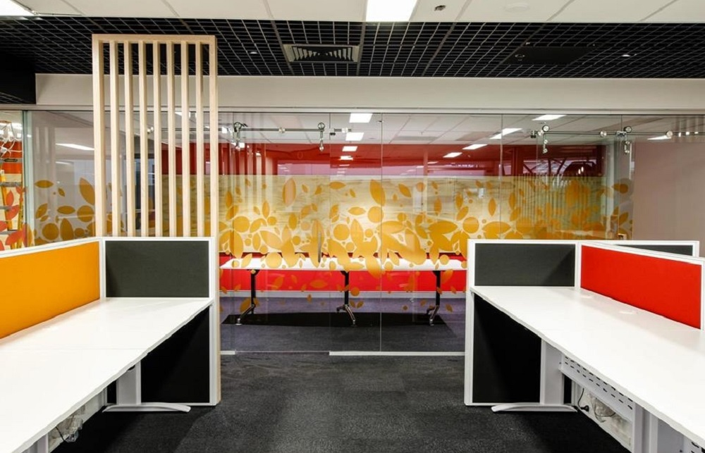 Sunshine Fitouts in office