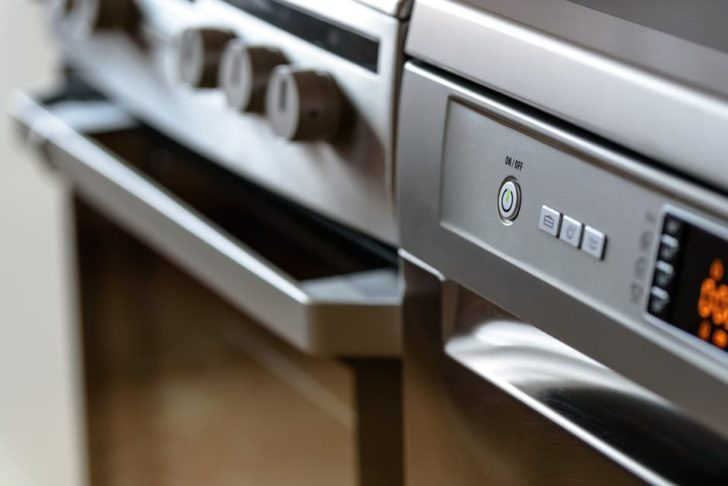 oven care stainless steel