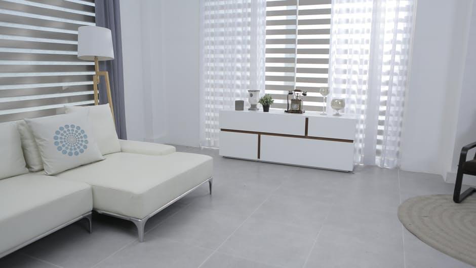white room hidden cabinet storage