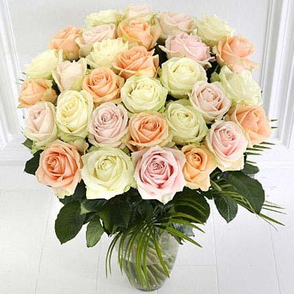 home decor premium rose bouquet