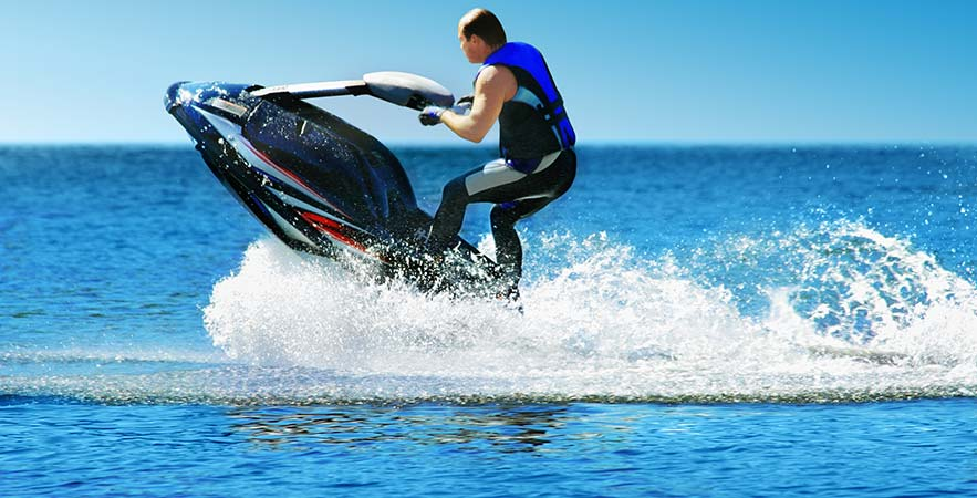 5 Water Sports in Abu Dhabi jet ski
