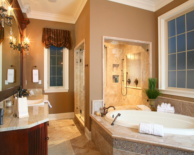 Creating a Luxurious Bathroom
