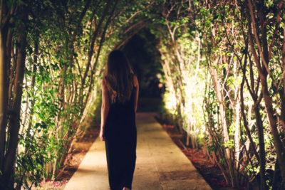 Maxing Out Your Style with a Maxi Dress plant tunnel