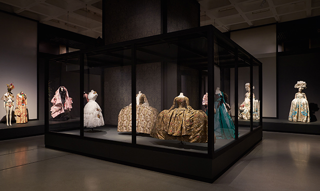 The Art of Fashion Exhibitions