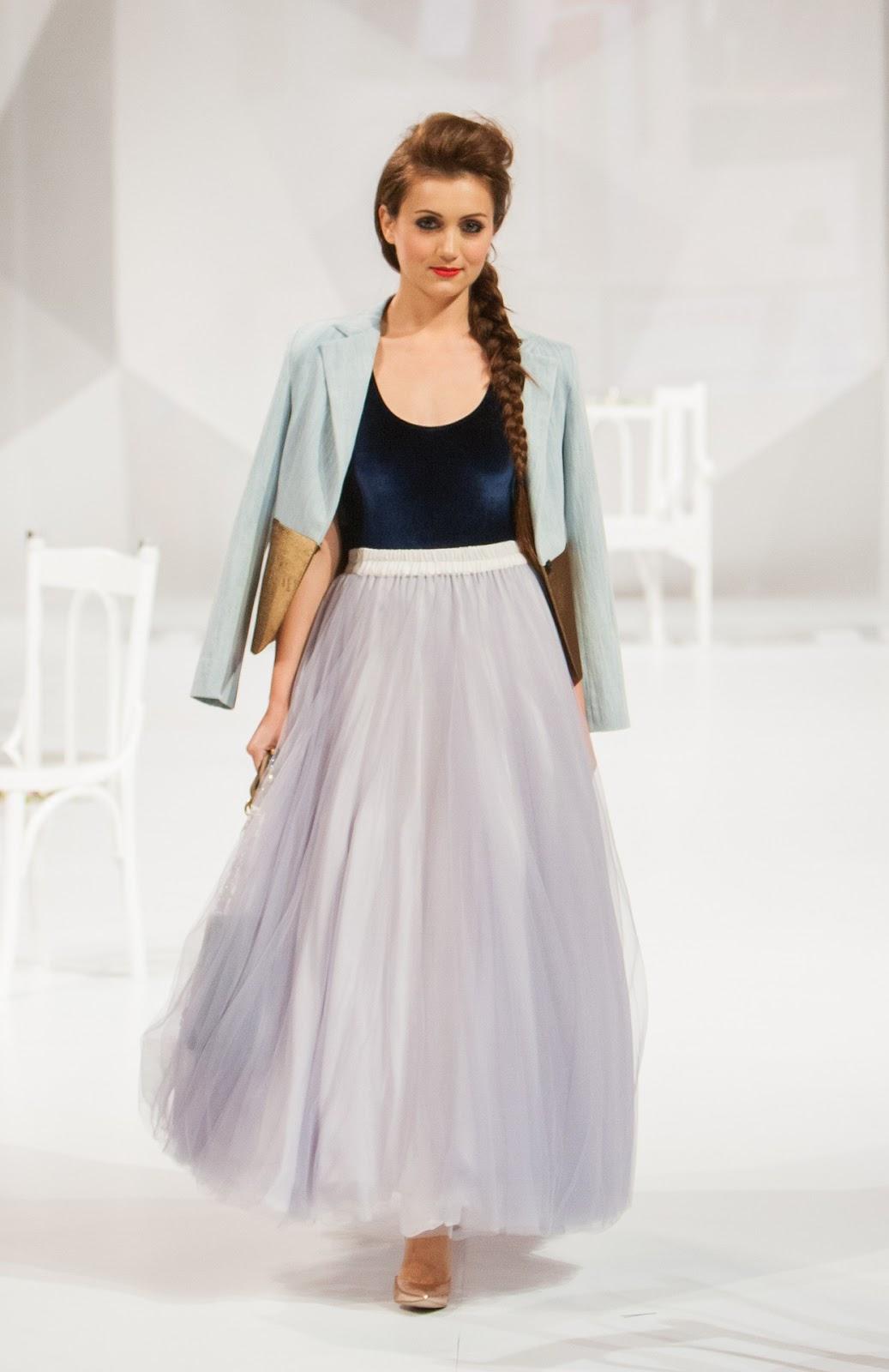 Elegance woman in dress
