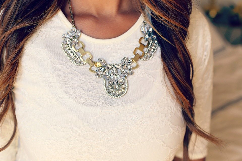 Look Great For Less womans necklace