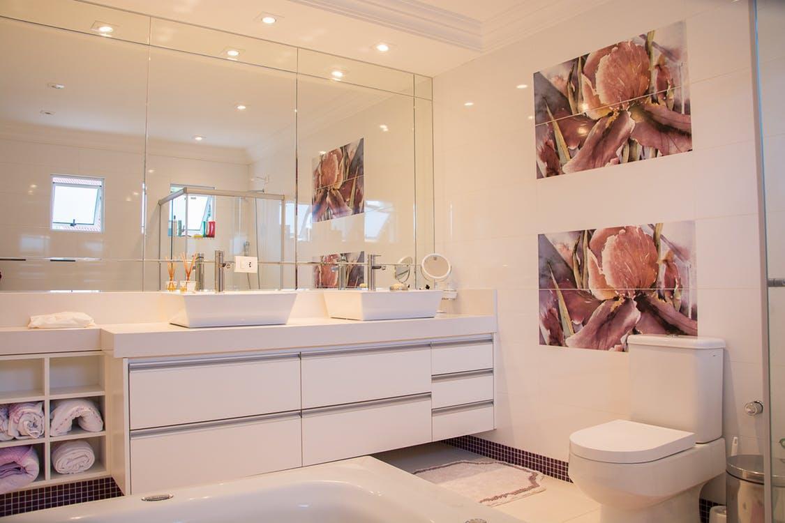 DIY Property Repairs bathroom