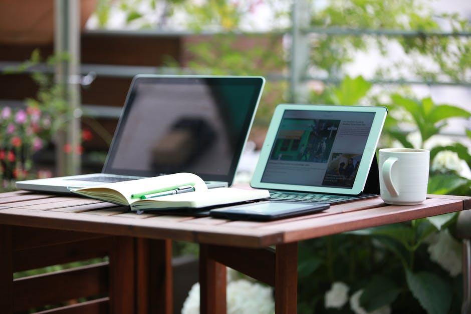 Millennials on laptop
