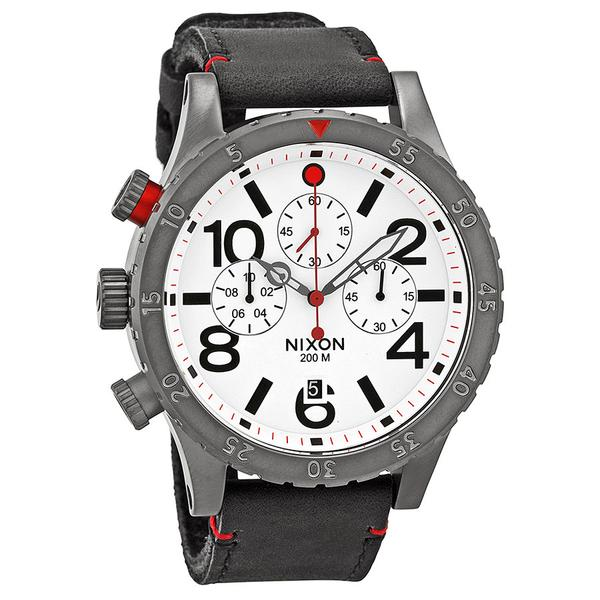 Gifts for Men white face watch