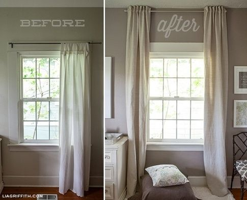 How to Choose Curtains for My Living Room dark and light