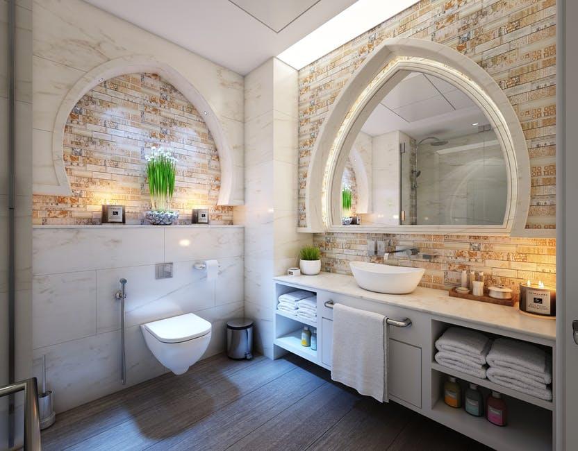 Basic Bathroom layout