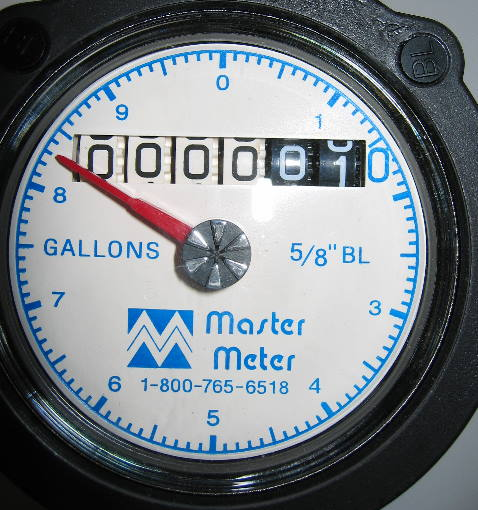 H2O Management water meter