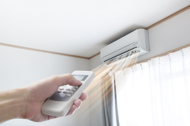 Best Air Conditioner controller speed