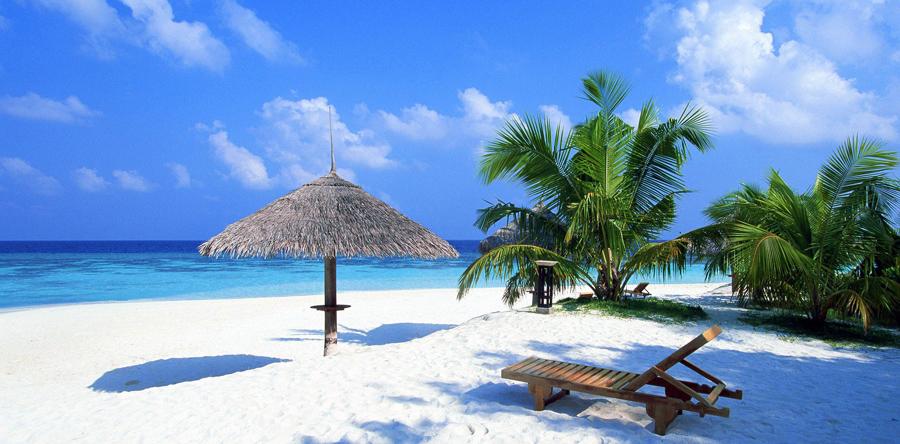 Goa Travel Information beach white sand