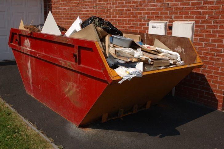 Complete Waste Disposal skin bin