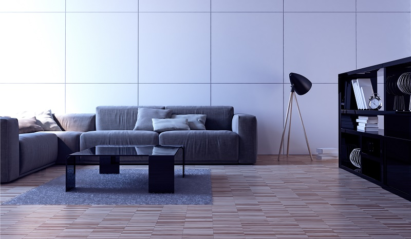 Decorative Wall Tiles with couch