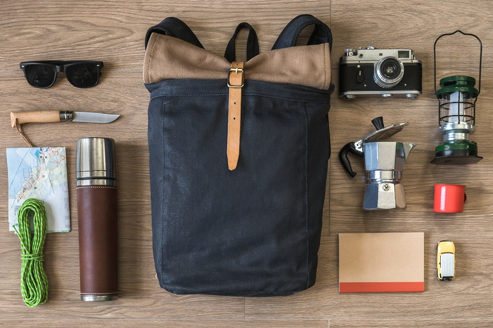 Family Camping packing