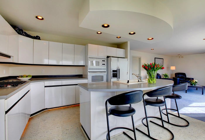 Kitchen Cabinet Makers white kitchen