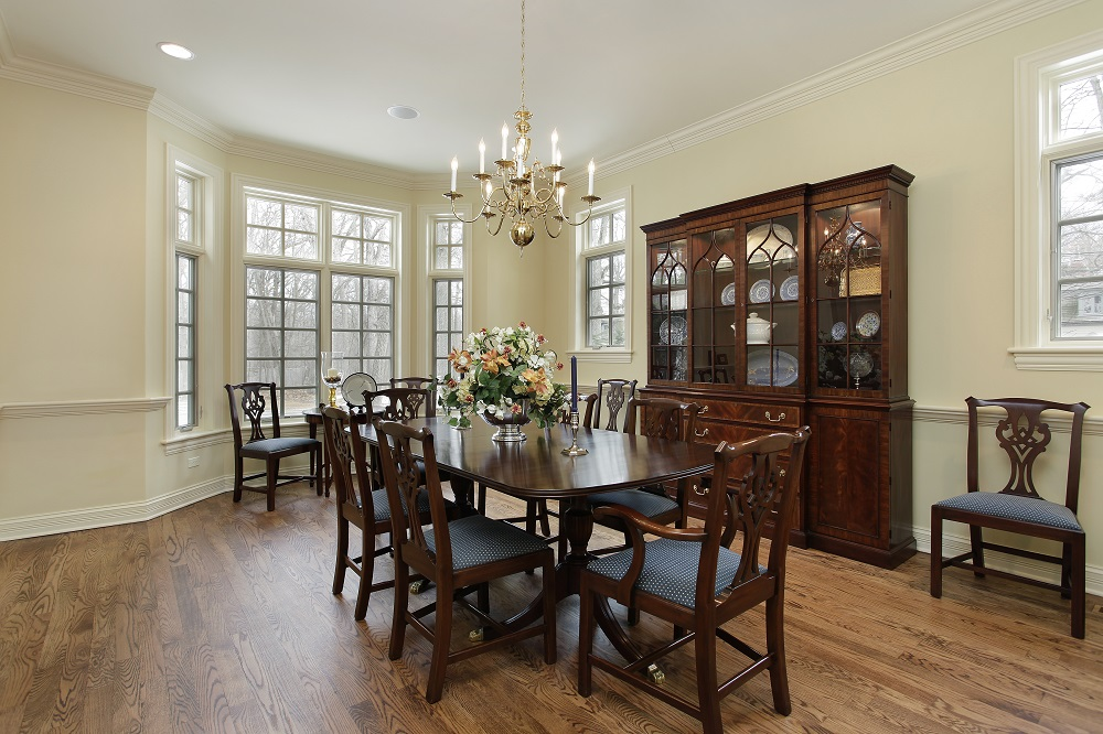 Timber Dining Tables wooden room