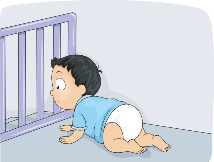 Baby-Proof Your Home from gate