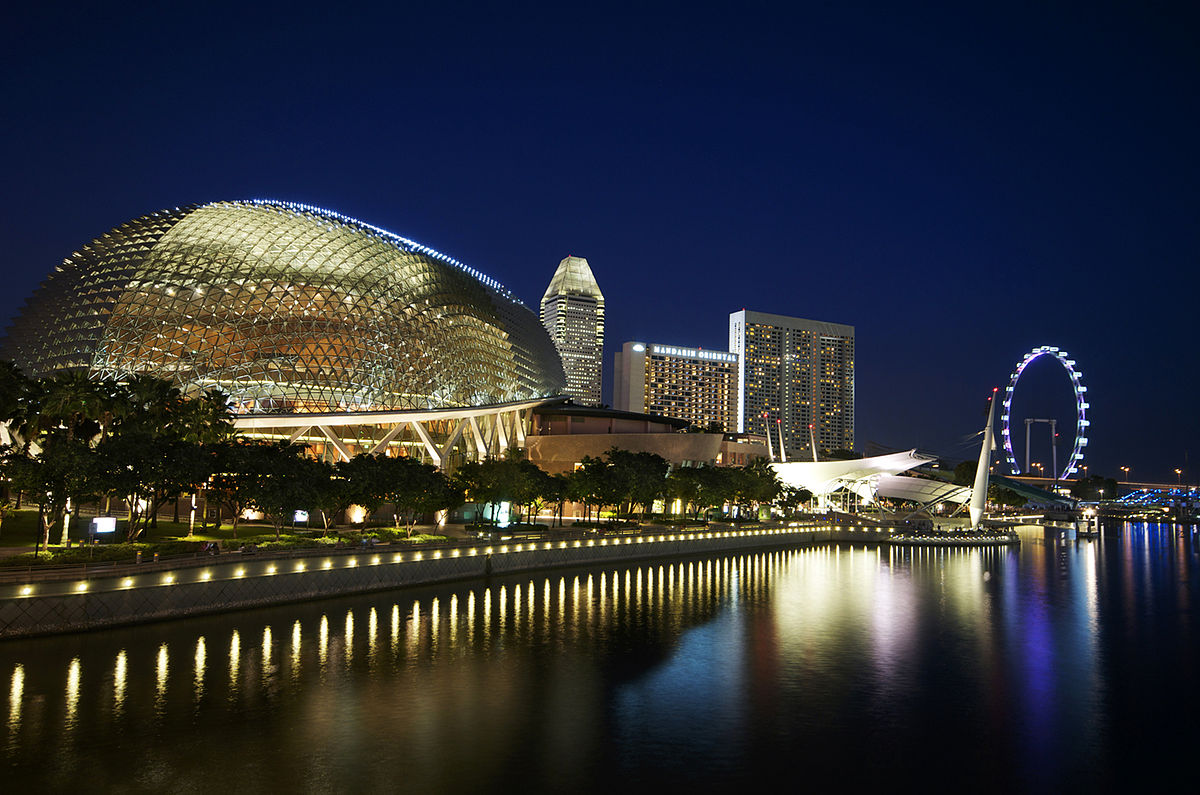 Activities To Try In Singapore esplande