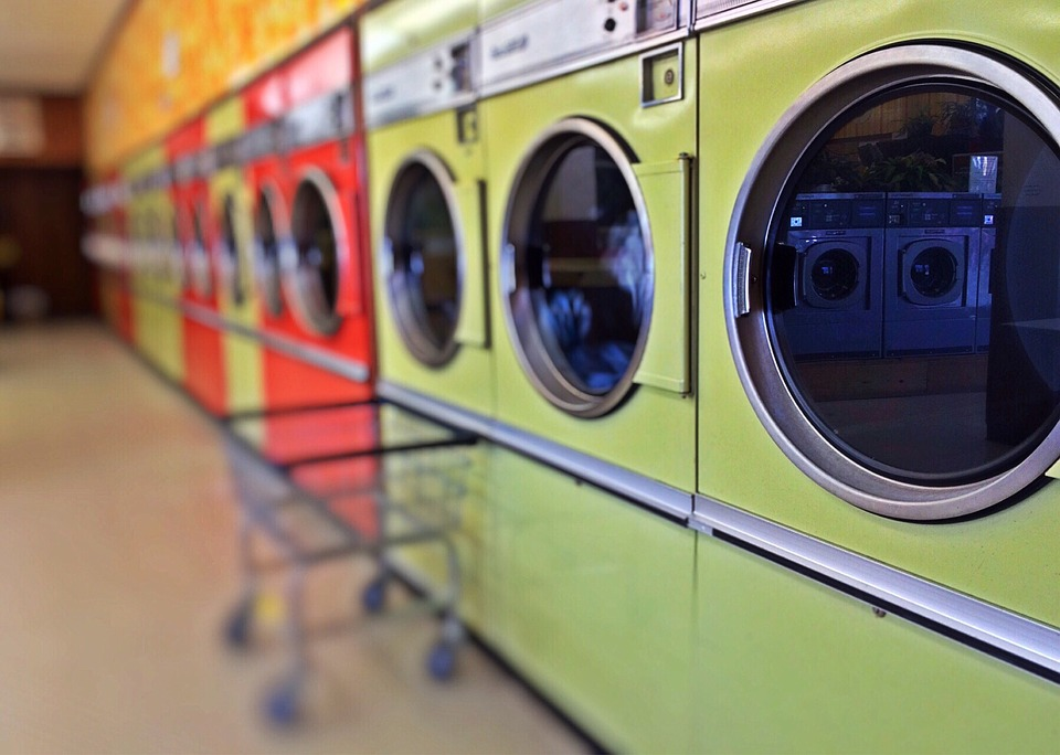 Cleaning Hacks laundry washing machines