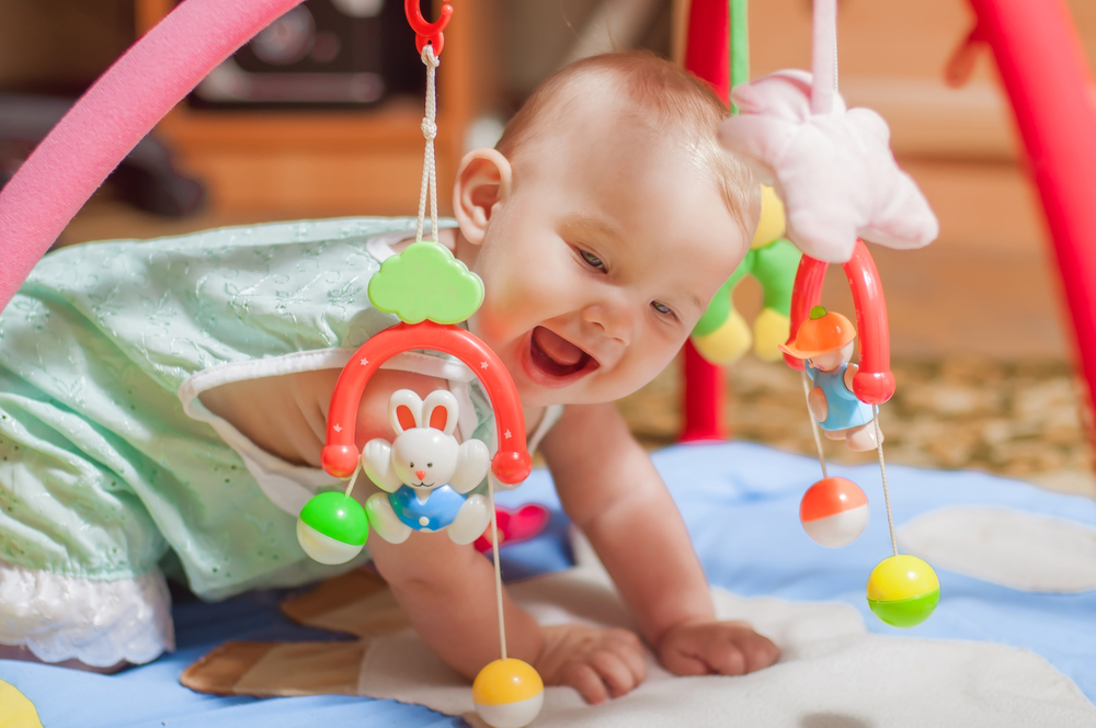 Baby-Proof Your Home toys