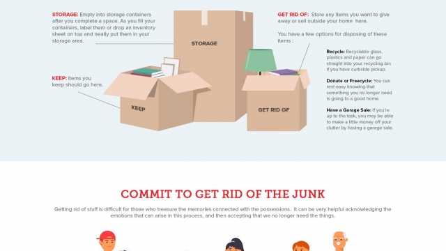 Make Moving Easier By Eradicating Your Clutter