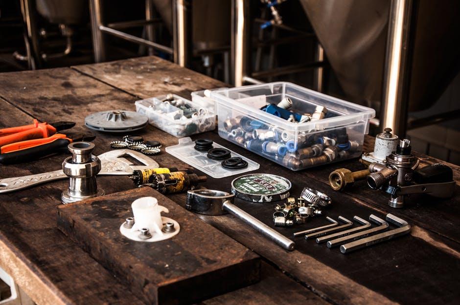 Plumbing Checklist tools