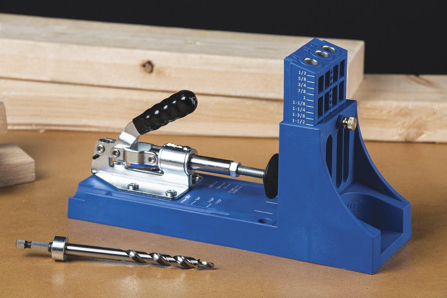 What To Consider Before Buying A Pocket Hole Jig