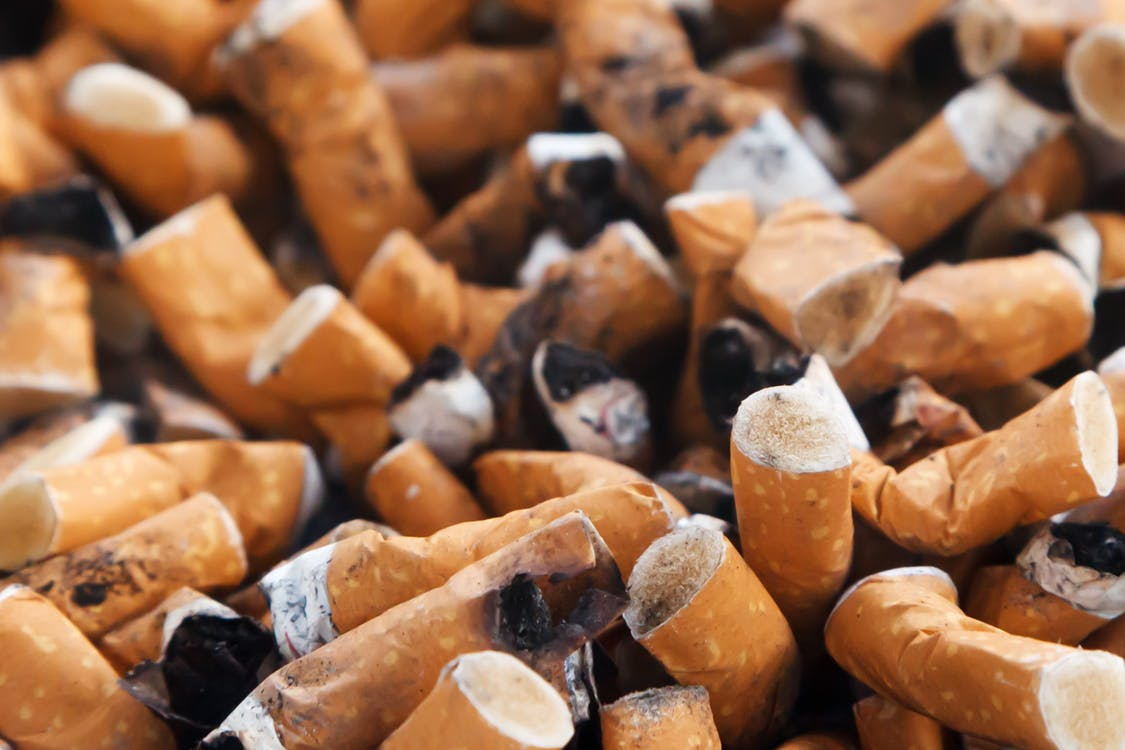 Protect Yourself from cigarette carcinogens