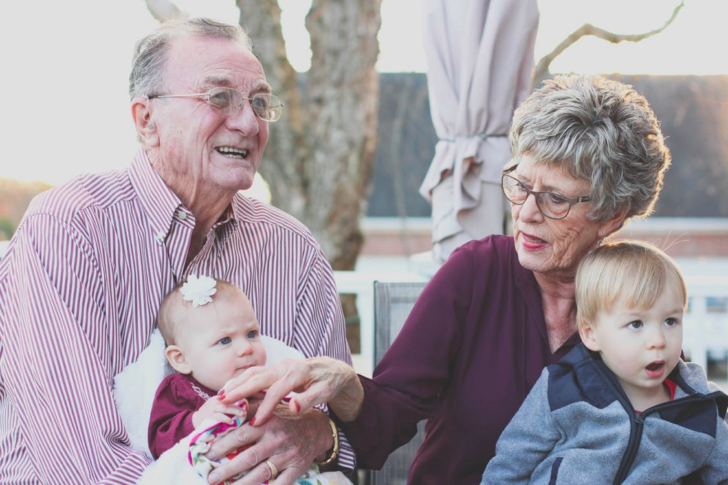 Elderly Parents to take care of