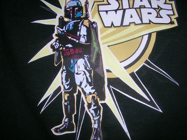 T-Shirt Printing star wars