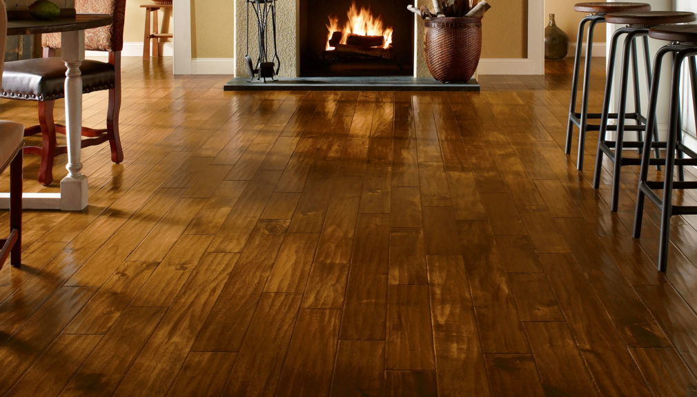 Wood tile floors reviews
