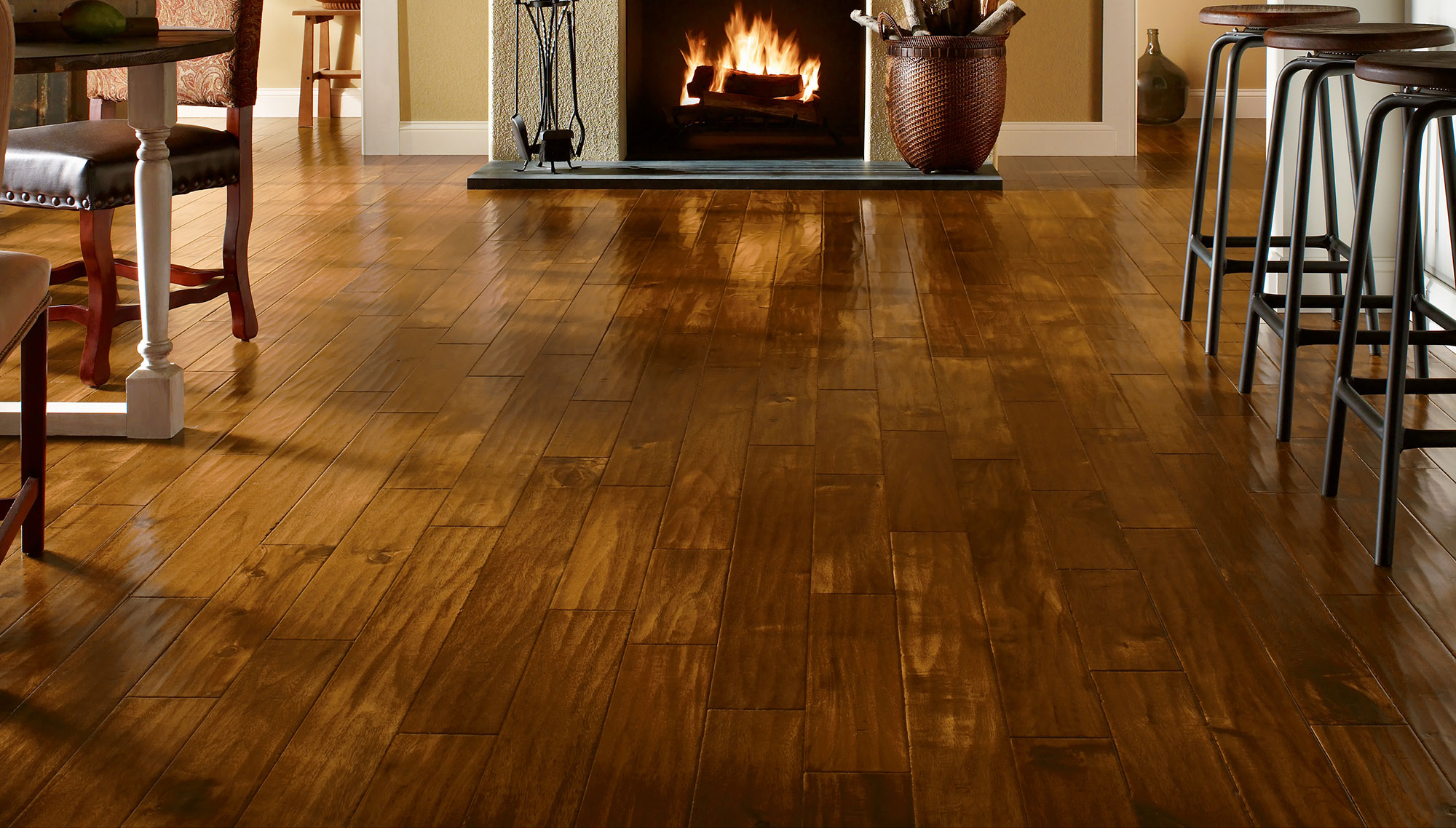Natural Hardwood Floor Cleaning floor