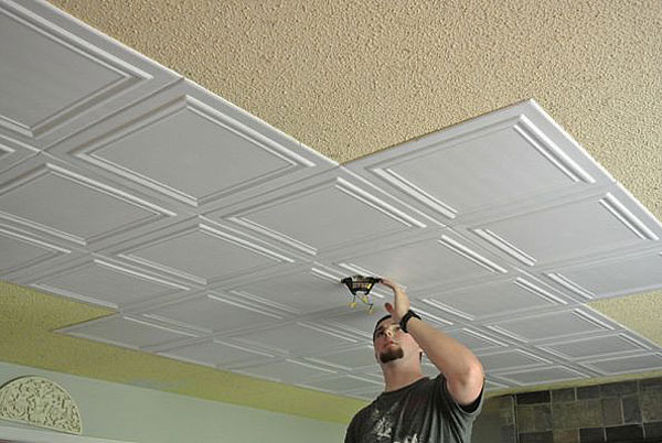 For Best Results Hire Professionals for Popcorn Ceiling Removal