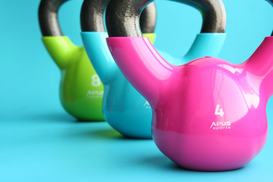 Classic Workout Mistakes kettlebells