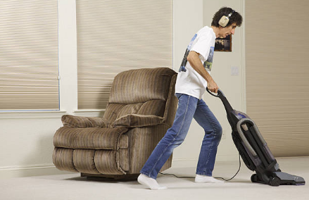 Vacuum Cleaner in room benefits