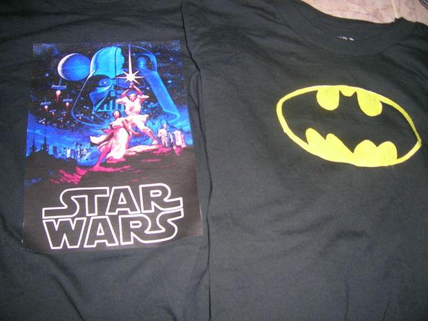 T-Shirt Printing batman