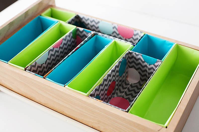 DIY Creative Ideas drawers