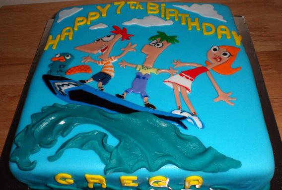cake for childs birthday