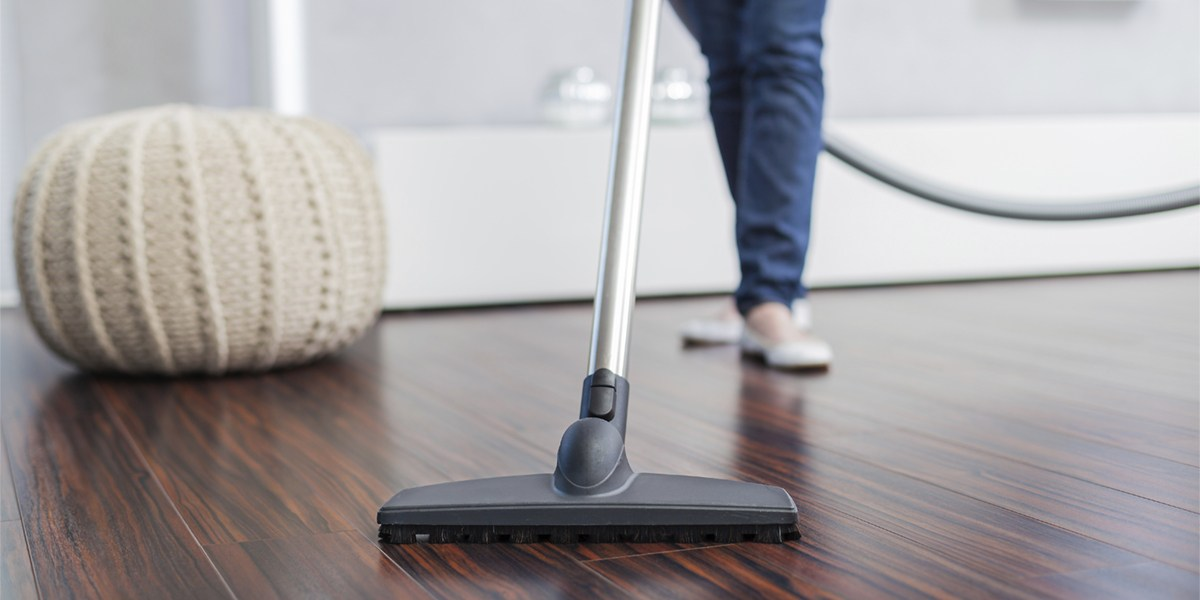 Natural Hardwood Floor Cleaning mop