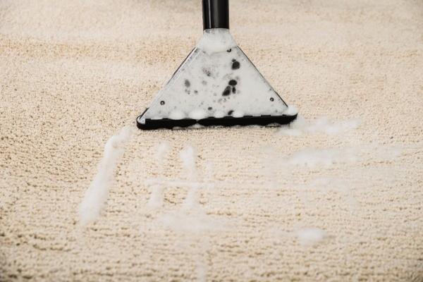 Carpet Shampoo dirty