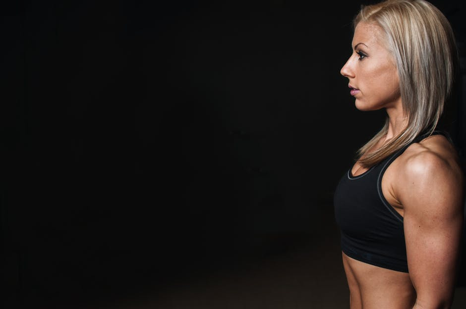Classic Workout Mistakes woman staring at wall